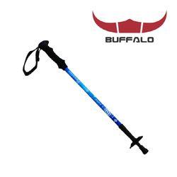 버팔로 제로니모 3단 고급등산스틱(블루)