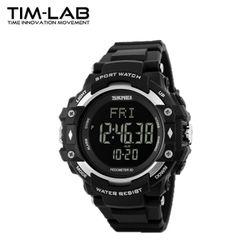 [TIM-LAB]남성 스포츠시계 전자손목시계 방수기능1180