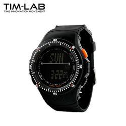 [TIM-LAB]남성 스포츠시계 전자손목시계 방수기능0989