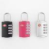 [TCUBE] 프리미엄 TSA 안전자물쇠 - 4다이얼