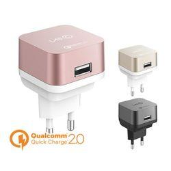 [LAB.C] 1포트 USB 급속충전기 퀄컴 퀵차지 2.0