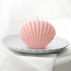 조개캔들 - pink