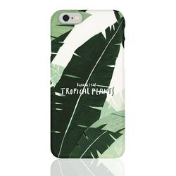 (Phone Case) Tropical Plants