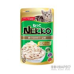 네코 참치토핑 닭고기 파우치 70g