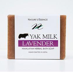 야크 밀크 라벤더 천연 비누