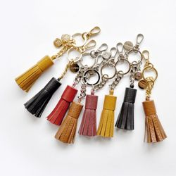 CONFEITO CHAIN TASSEL MINI (YELLOW CHAIN)