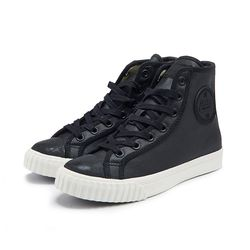 [Bata Bullets] Waxed High (Black)
