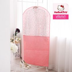 헬로키티 밀크 투명창 옷커버 L