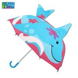 3D팝업 우산 - 돌고래