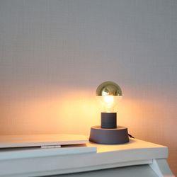 [미니 스탠드 세트] R-mini Table Lamp  Gray