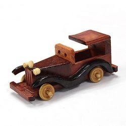 목각 자동차 [A10120]
