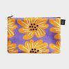 oragne flower pouch