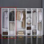 [로쏘] 아드레500 맞춤형 드레스룸 시스템장