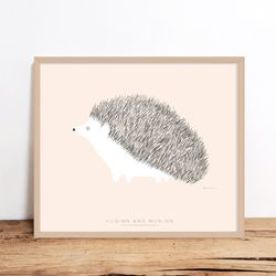 HEDGEHOG [500x430mm]