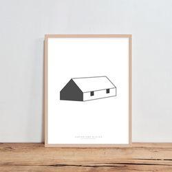 HOUSE 01 [330x430mm]