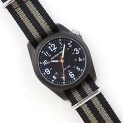 NaturalPark Camper with nato strap NP1312-AB-NTH