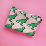 dinosaur pouch