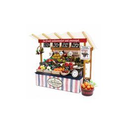 빌리돌하우스(DIY키트)파리의 과일가게