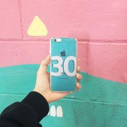 30 필름지 (아이폰)