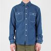 WORKER MEDIUM DENIM SHIRT