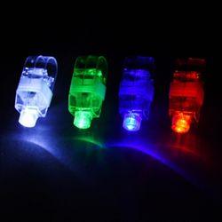 LED 핑거(손가락)라이트 - 4개입