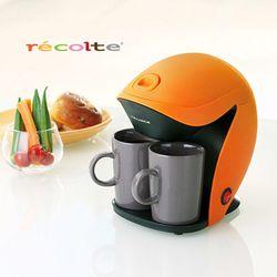 디자인가전  recolte사의 Grand Kaffe Duo 커피메이커