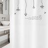 [샤워 커튼]러블리 램프