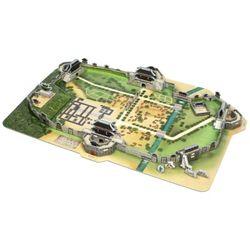 [3D입체퍼즐] 조선 정조(正祖)의 계획도시 수원화성