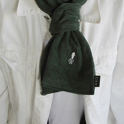 Duck CODUROY muffler - Green