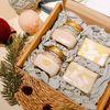 [SEOUL SAVON] 크리스마스 패키지 - 천연비누 & 캔들
