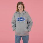 ncover hoodie-gray(노기모)