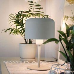 Modern Boy Square Table Lamp [그레이베이지]