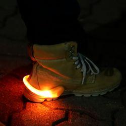 LED 슈즈 셔플클립 (망고)
