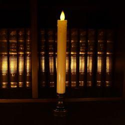LED 앤틱 건전지촛불 (Basic 촛대)