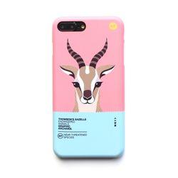 톰슨가젤 멸종위기동물 케이스 아이폰7Plus/8Plus