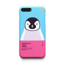 황제펭귄 멸종위기동물 케이스 아이폰7Plus/8Plus