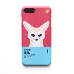 사막여우 멸종위기동물 케이스 아이폰7Plus/8Plus