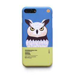 수리부엉이 멸종위기동물 케이스 아이폰7Plus/8Plus