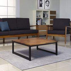 씨데코 멀바우 쇼파 테이블