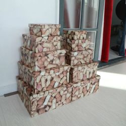 코르크 선물 박스 10p세트