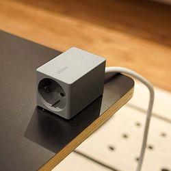 브런트 코드 - 220V + USB충전 컴팩트 멀티탭