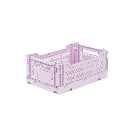 아이카사 폴딩박스 S lilac