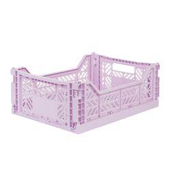 아이카사 폴딩박스 M lilac