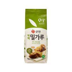 큐원 밀가루 박력(과자용)밀가루 1kg