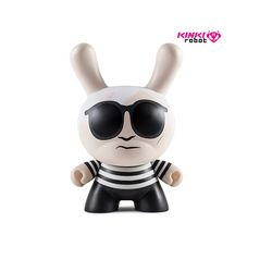 1701019 8Inch Dunny Andy Warhol Masterpiece