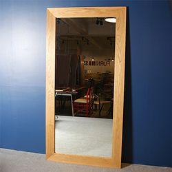 [퍼니매스] Oak Stand Mirror (오크 스탠드 미러)