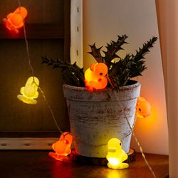 Canar LED Deco String - Pink+White