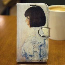 [Zenith Craft] LG G프로 케이스 헬레나 소녀