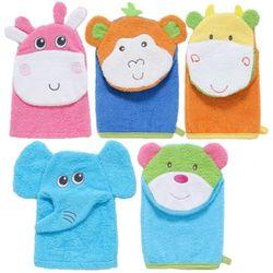 동물캐릭터 아기 목욕타올장갑(0-2세)203427