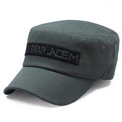 [JADEM] MKSR-KG 모자 군모 밀리터리캡